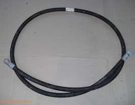 Hydraulikschlauch 3600 mm Länge 3/4 Zoll