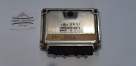VW BORA Motor Steuergerät 036 906 032D