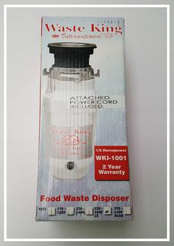 Waste King WKI-1001 Speisen Abfallzerkleinerer