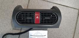 Opel Combo Luftauslässe mit Warnblink Schalter GM 09 228 025