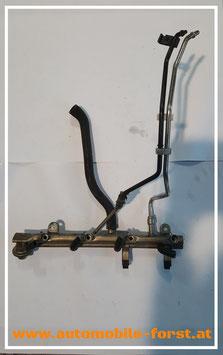 BMW 316i E46 orig. Einspritzdüsen Leitungen 0 280 160 503