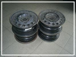 Renault Laguna Stahlfelgen 6,5J 15Zoll