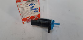 AUDI/MERCEDES/SKODA/VW   WASCHWASSERPUMPE Febi Bilstein 09089