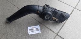 VW Golf 3 Benzin Luftrohr mit Ansaug Reglerkasten 052 129 617