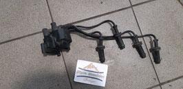 Peugeot 106 Zündspule mit Zündkabel 0221503007