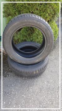 Winterreifen Avon 215/55/16 extra load