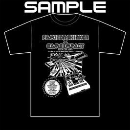 ファミコン心拳&ゲームインパクト 公開生放送オリジナルTシャツ