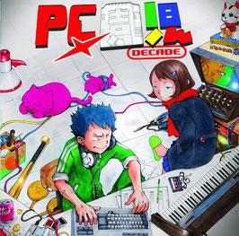 【音楽CD】 「PC園児 DECADE」 /  キノコ国本剛章