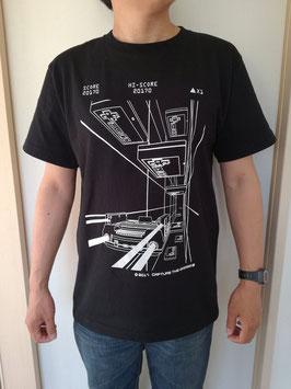 STAR WARS風Tシャツ