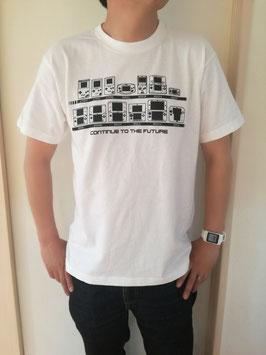 GBヒストリー白Tシャツ【Mサイズ】