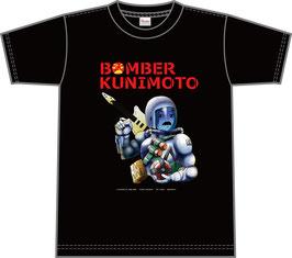 ボンバー国本オリジナルTシャツ