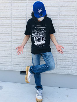 レーシングTシャツ【Lサイズ】