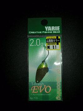 Yarie  T-fresh evo 2g K11