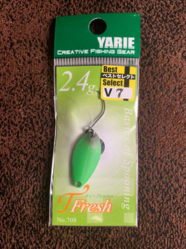 Yarie T Fresh 2,4g V7