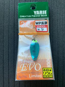 Yarie 2g Evo T-Fresh W9