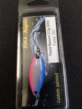 PMA Trout Spoon Handlackiert 007 2,2g