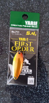 Yarie First Order 5,4g A8