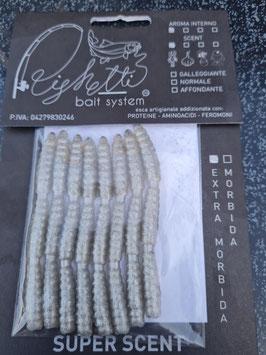 Righetti Gummi-Bienenmaden mega soft ca. 3cm  24 Stück AG1