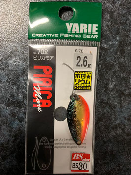 Yarie 2,6g bs30 pirica