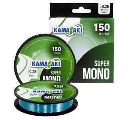 Kamasaki Super Mono 150m Schnur