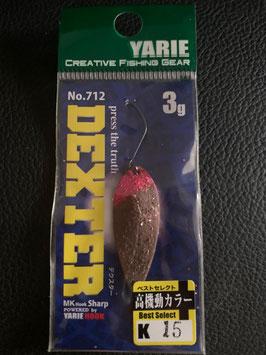 Yarie 3g dexter K15