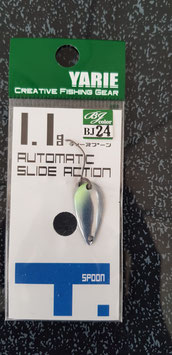Yarie   Automatic 1,1g BJ24