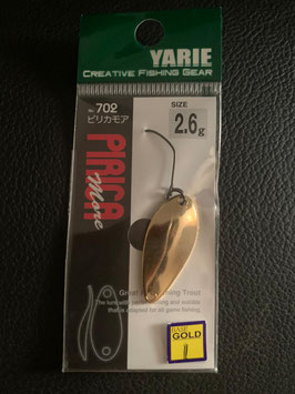 Yarie 2,6g Gold I