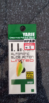 Yarie   Automatic 1,1g W5
