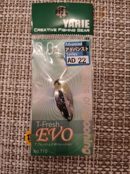 Yarie Spoon T-fresh EVO 2g AD22