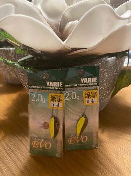 Yarie T-fresh EVO  2 g H4