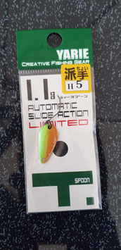 Yarie   Automatic 1,1g H5