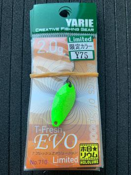 Yarie T-fresh evo 2g  Y75