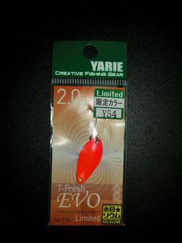 Yarie 2g T-FresH EVO Y54