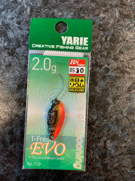 Yarie T-fresh evo 2g BS30