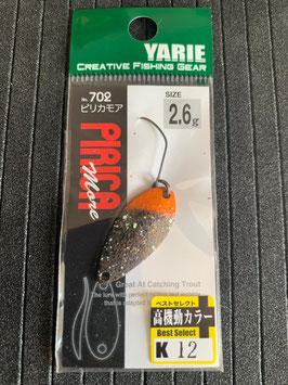 Yarie 2,6gK12
