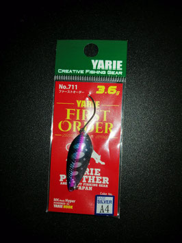 Yarie 3,6g first order A4