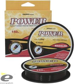 ET Power Wagglerschnur 150m Energo Team