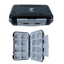 K.P Pro Series Tackle Box Angelbox Kleinteile Wasserdicht
