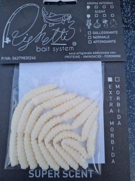 Righetti Gummi-Bienenmaden mega soft ca. 3cm  24 Stück B1