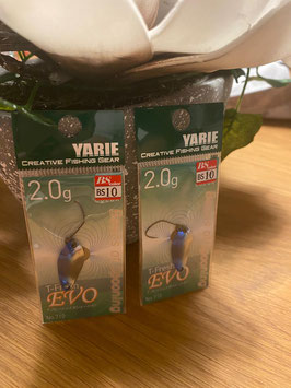 Yarie T-fresh EVO  2 g BS10