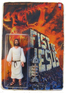"JESUS ACTION FIGURE ""signed by Jesus"""