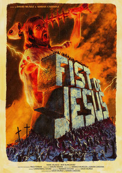 6 FIST OF JESUS SHORT FILMS + ART BOOK + TEASER + SOUNDTRACK + POSTER GALLERY
