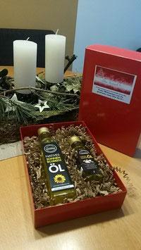 Ölmanufaktur Lemmerer Geschenkpackung