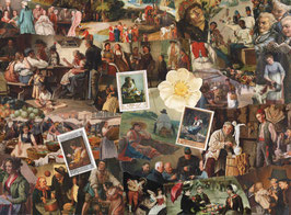 ST - 406 - TABLEAUX ANCIENS - ACTIVITES - OLD PAINTINGS - ACTIVITIES
