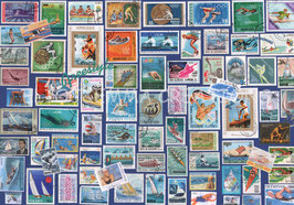ST - 450 - TIMBRES des SPORTS NAUTIQUES - WATER SPORTS STAMPS