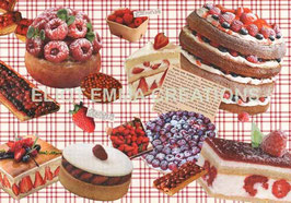 ST - 192 - PATISSERIES - CAKES