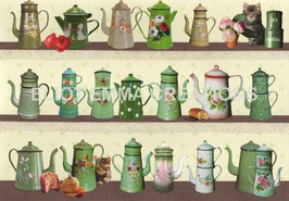 ST - 152 - CAFETIERES - COFFEE POTS