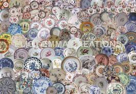 ST - 160 - ASSIETTES ANCIENNES - ANTIC PLATES