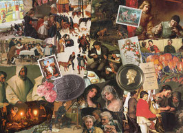 ST - 410 - TABLEAUX ANCIENS - OLD PAINTINGS
