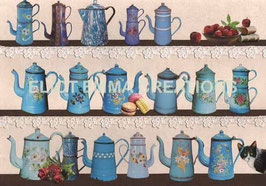 ST - 147 - CAFETIERES - COFFEE POTS